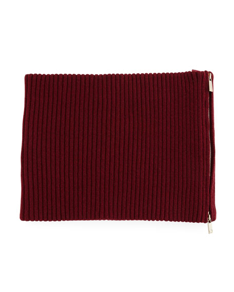 Luxe Merino Ribbed Snood