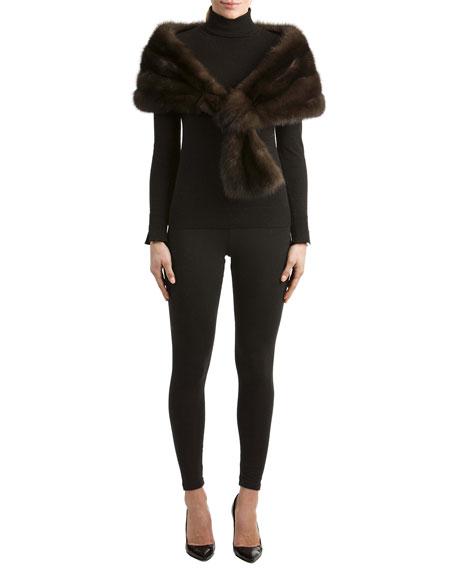 Gorski Sable Fur Stole