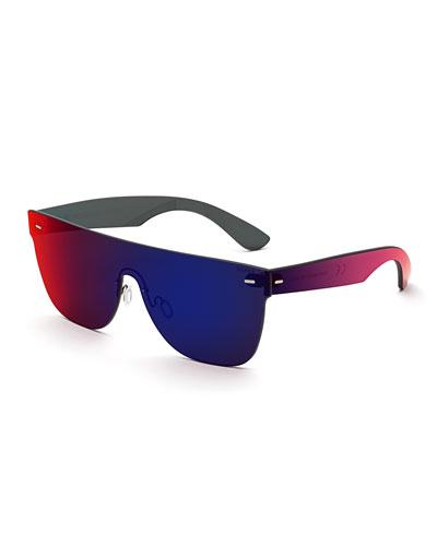 Tuttolente Flat Top Infrared Sunglasses