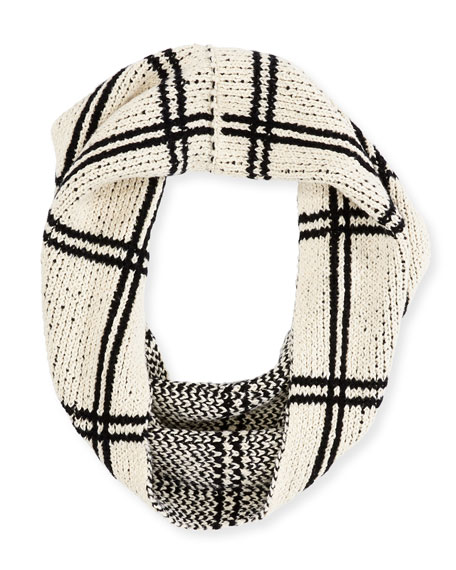 Organic Peruvian Cotton Infinity Scarf