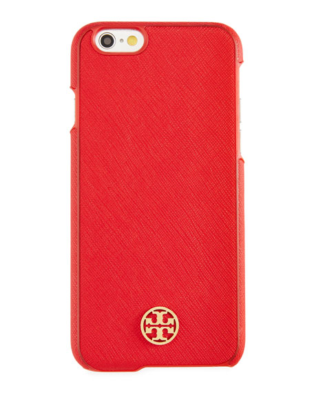 Tory Burch Robinson Saffiano Hardshell iPhone® 6 Case