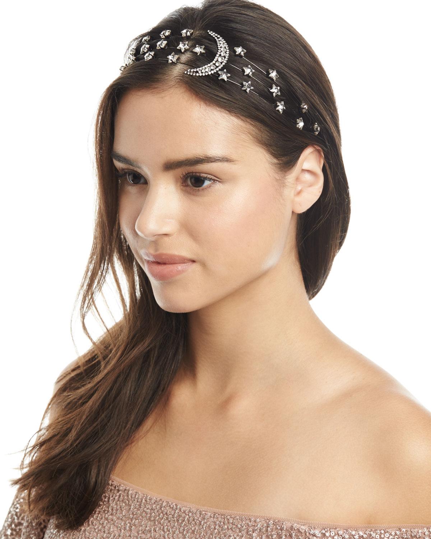 Jennifer Behr Estrella Bandeaux Headband Cto1uCyk