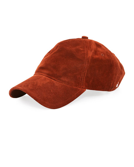 Marilyn Corduroy Suede Baseball Cap and Matching Items