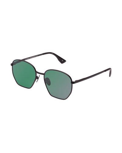 Ottoman Geometric Sunglasses