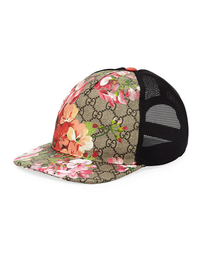 Blooms GG Supreme Canvas Baseball Cap