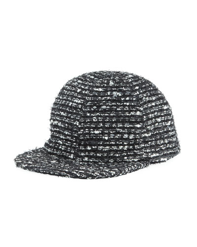 Darien Tweed Baseball Hat