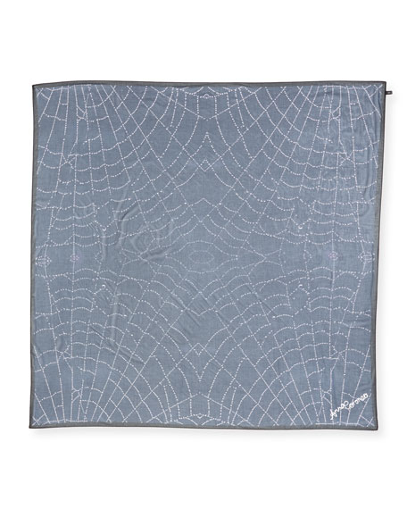 Square Web Scarf