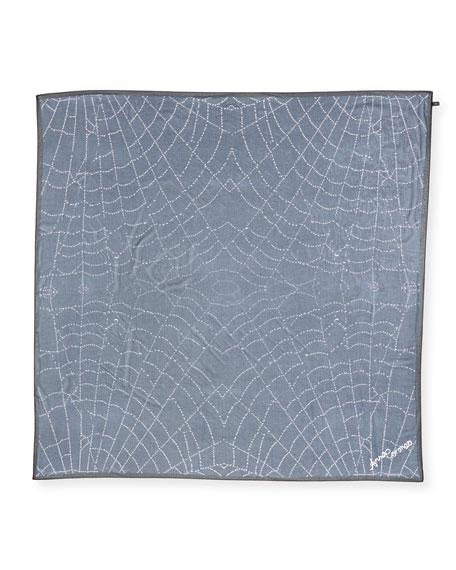 Square Web Scarf