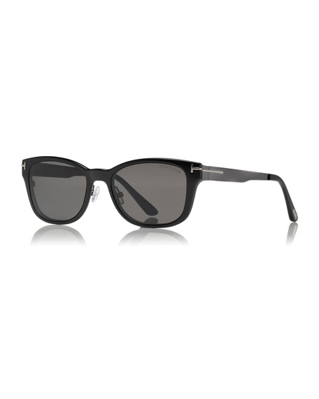 TOM FORD Metal Ophthalmic Optical Frames w/ Magnetic