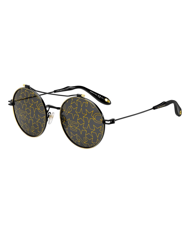 597ebc124136 Givenchy Logo Sunglasses | Neiman Marcus