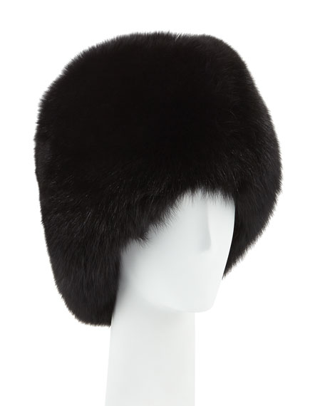Gigi Burris Joan Fur Envelope Hat