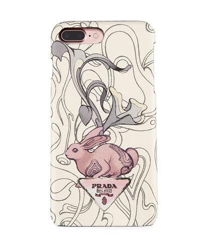 Glace Rabbit Liberty iPhone 7 Plus Case