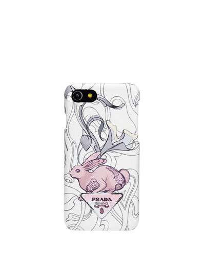 Glace Rabbit Liberty Phone Case