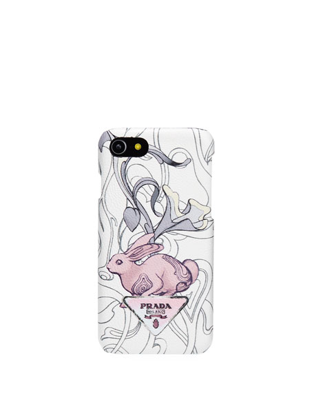 Prada Glace Rabbit Liberty Phone Case