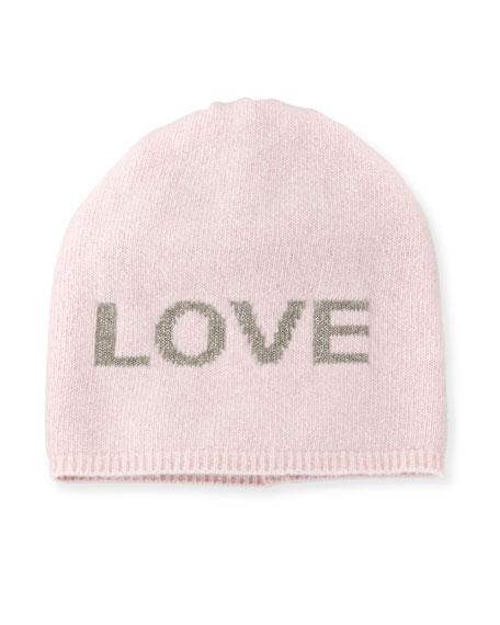 Boyfriend Love Cashmere Knit Beanie Hat