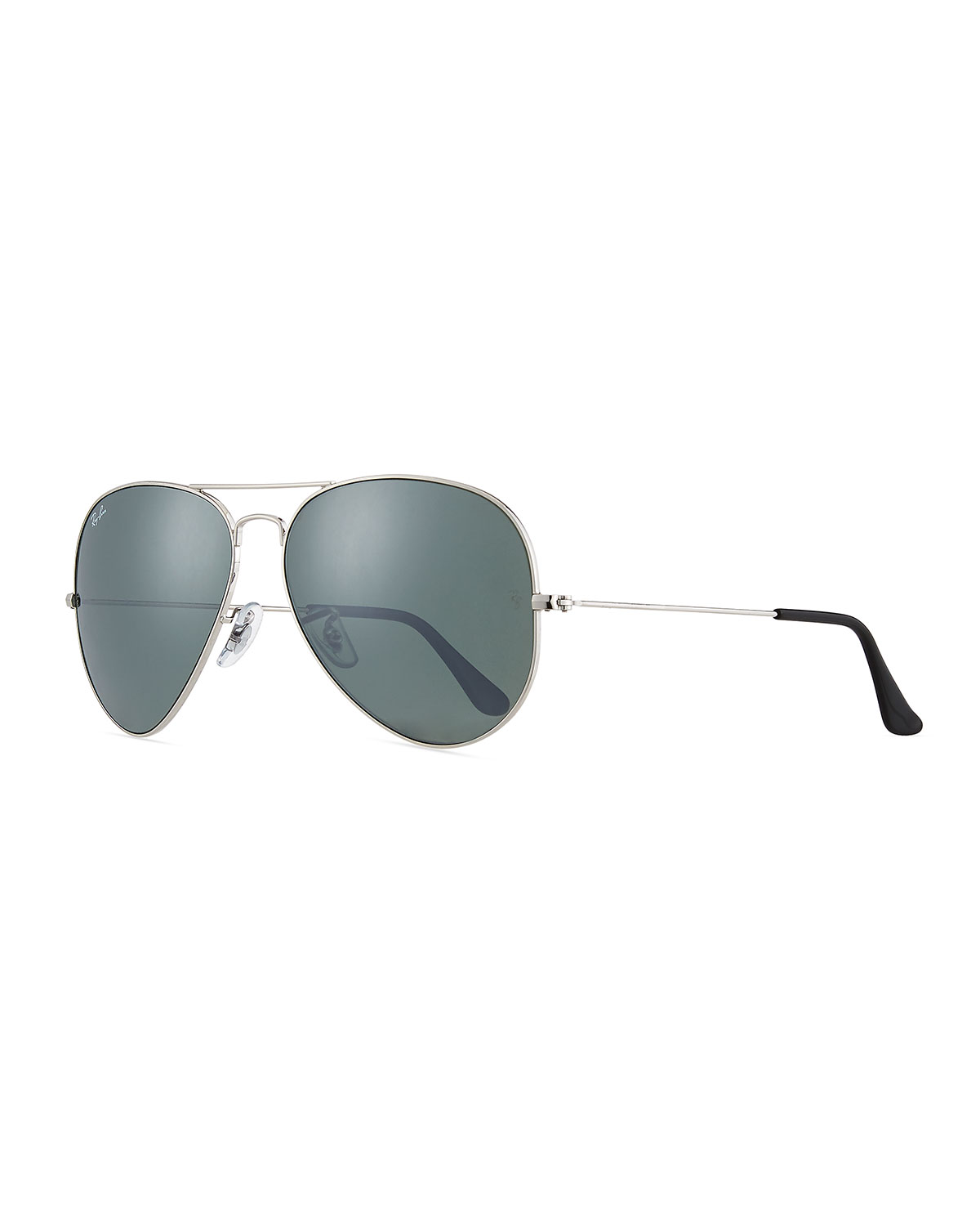 7aa337dfc7f9 Quick Look. Ray-Ban · Cry Mirrored Aviator Sunglasses