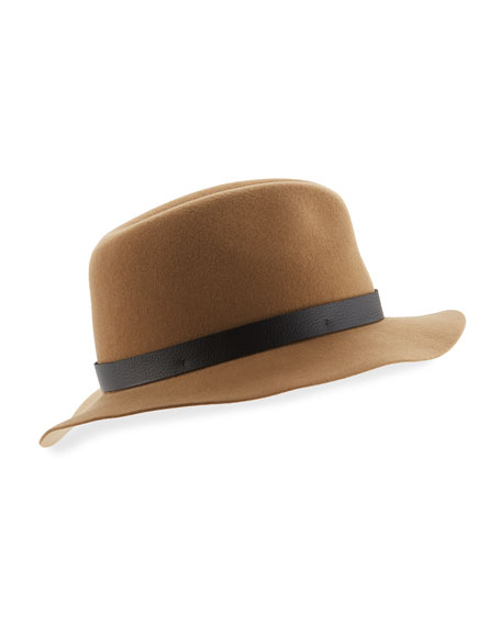 Abbott Classic Fedora Hat