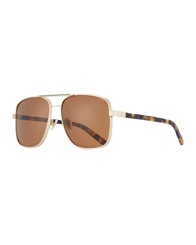 88d616bc78ded Pared Eyewear Uptown   Downtown Square Sunglasses