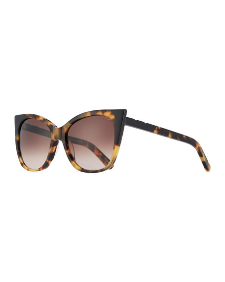 Pared Eyewear Cat & Mouse Cat-Eye Sunglasses