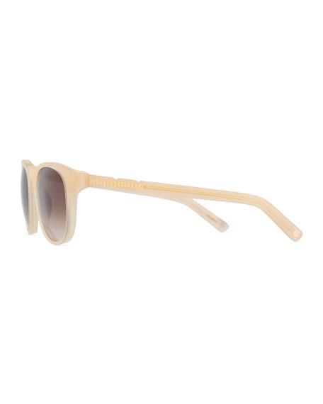 Rooftops & Raids Round Acetate Sunglasses