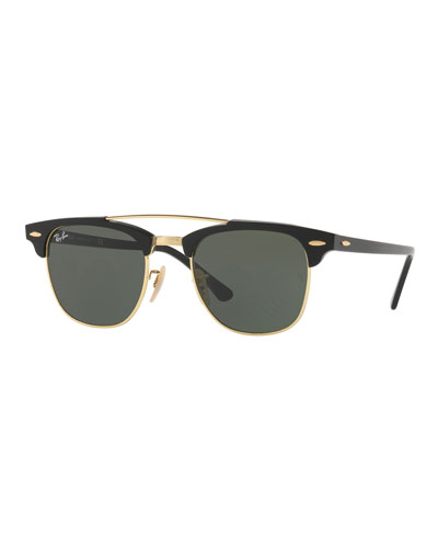 Clubmaster Rivet Sunglasses