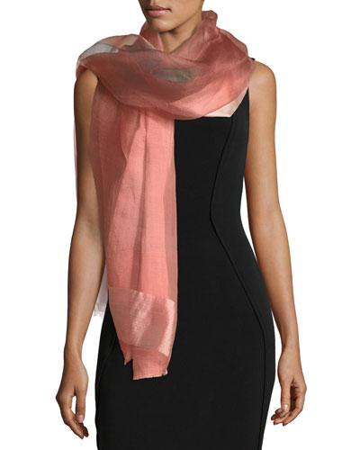 Diva Silk Evening Scarf