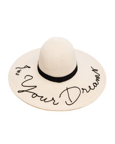 Bunny In Your Dreams Sun Hat