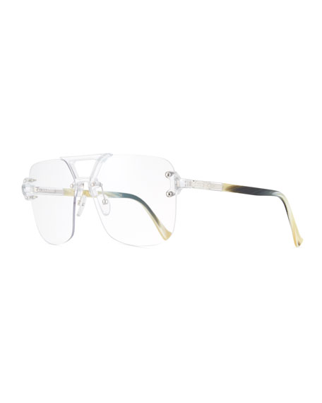 Grey Ant Savant Rimless Square Optical Frames