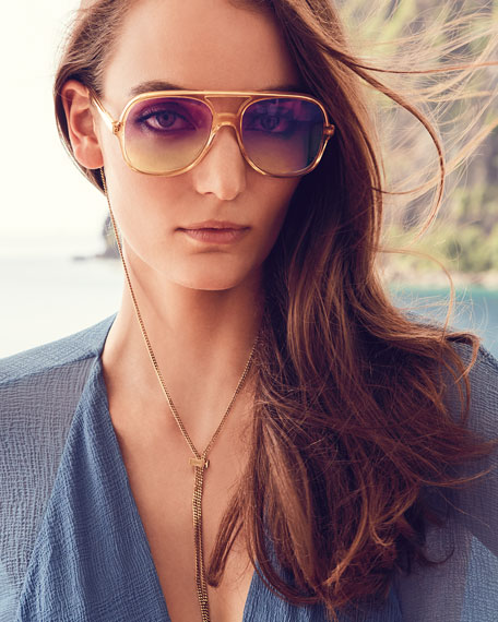 Brass Eyewear Chain