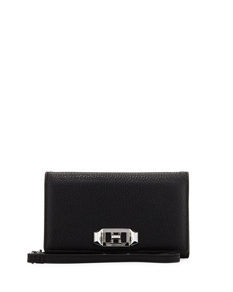 Incipio Lovelock Wristlet Phone Bag, Black