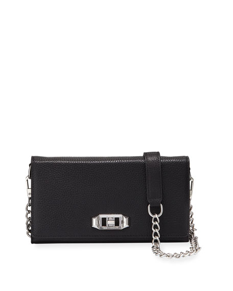 Rebecca Minkoff Lovelock Phone Crossbody Bag with Removable