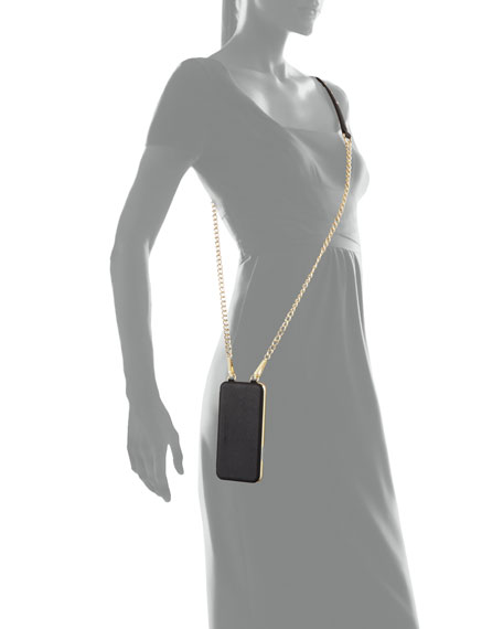 Mirrored Folio Phone Case for iPhone X