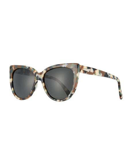 Moscow Cat-Eye Sunglasses