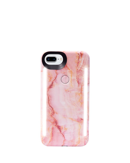 Limited Edition iPhone 8 Plus Photo-Lighting Duo Case, Pink Quartz