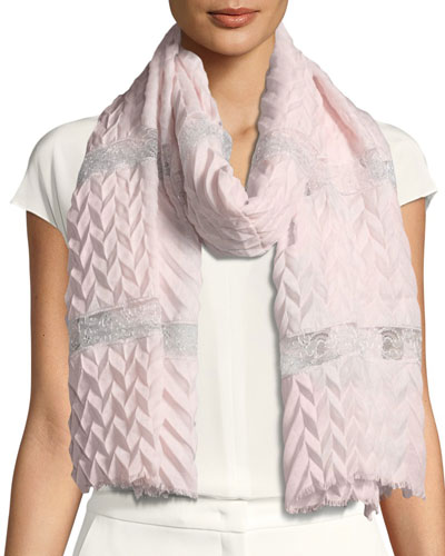 fc04048a05036 Designer Scarves & Wraps for Women at Neiman Marcus