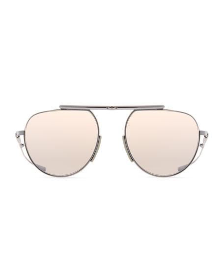 Foldable Pilot Sunglasses