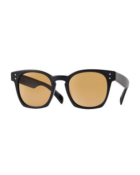Oliver Peoples Byredo Photochromic Square Sunglasses