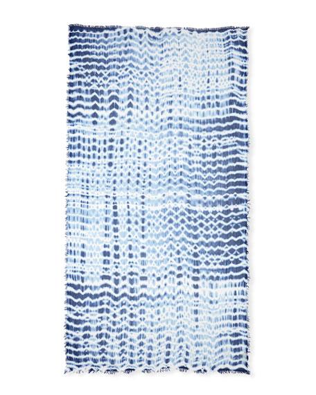 Tie Dye Mania Lightweight Scarf