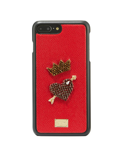 Queen Of Hearts St. Dauphine Phone Case for iPhone® 7/8 Plus