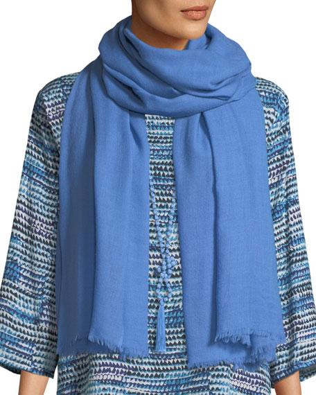 Masai Aya Solid Wool Scarf