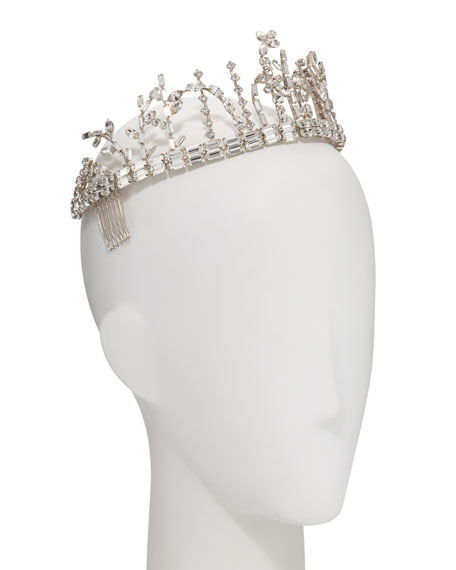 Epona Valley The Meadows Swarovski?? Baguette Crown/Tiara