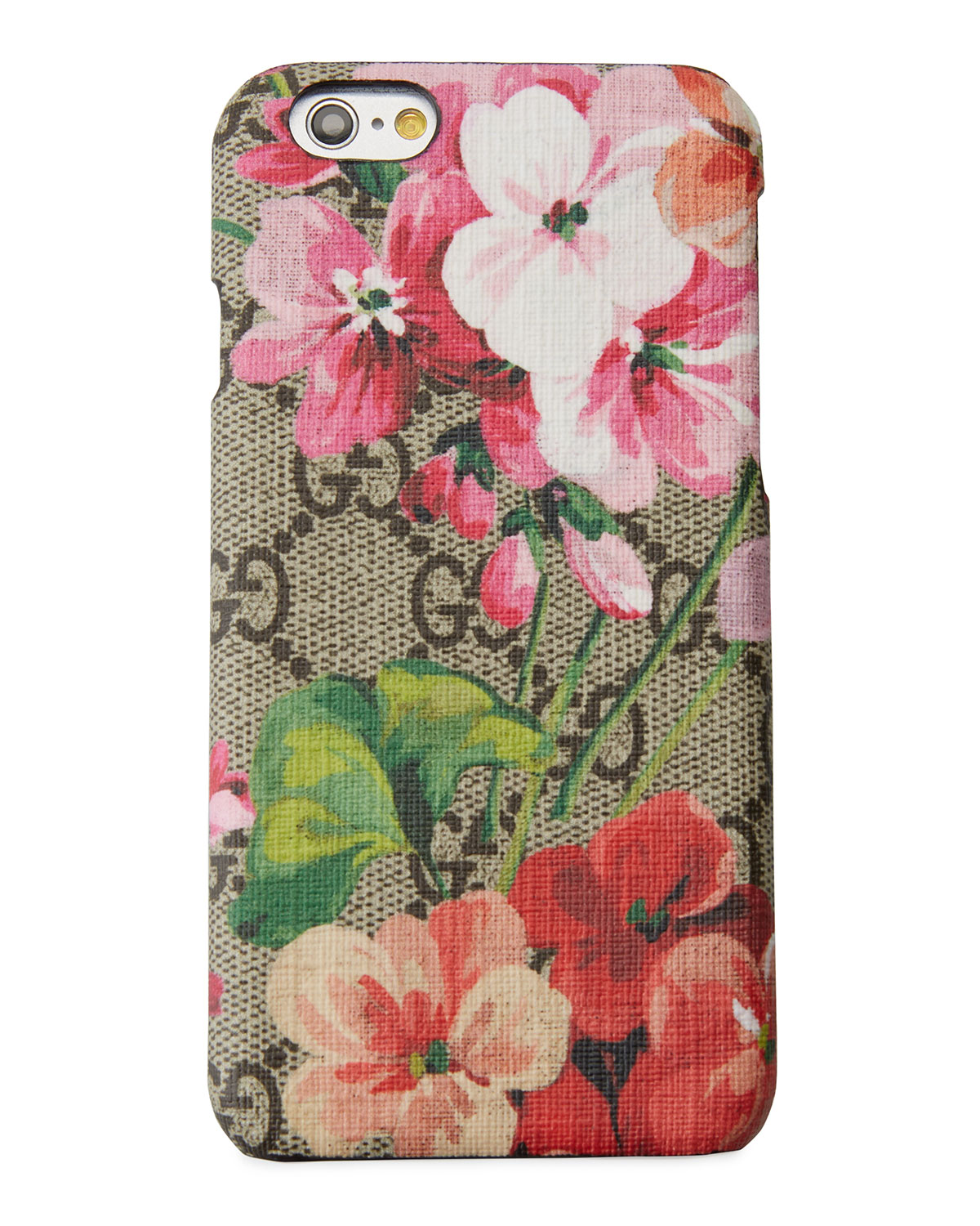 0ad3570faccc4 Gucci GG Blooms iPhone 6 6s Case