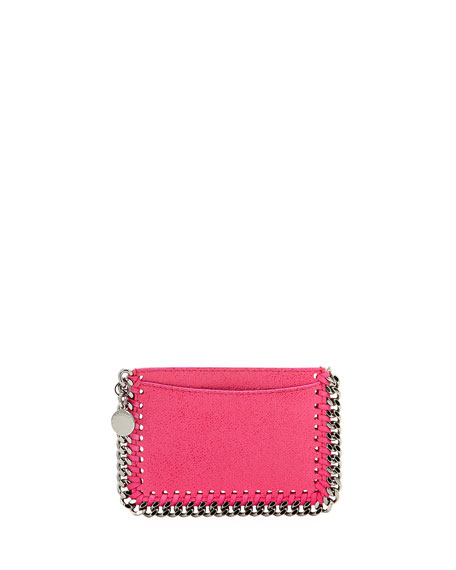 Falabella Shaggy Deer Card Holder