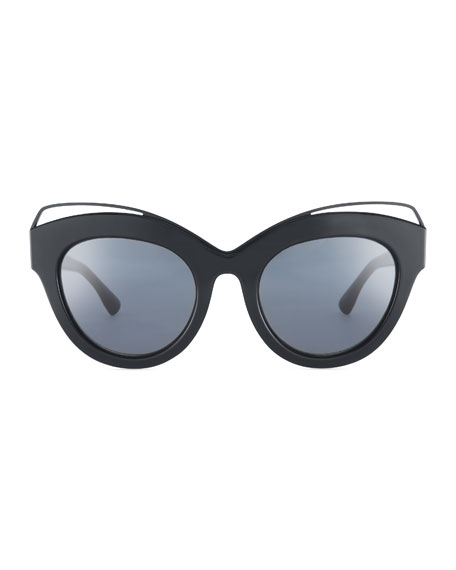 Halogazer Cat-Eye Sunglasses