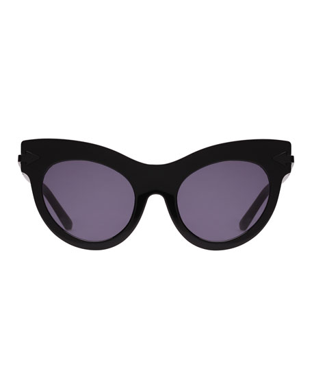 Miss Lark Cat-Eye Sunglasses