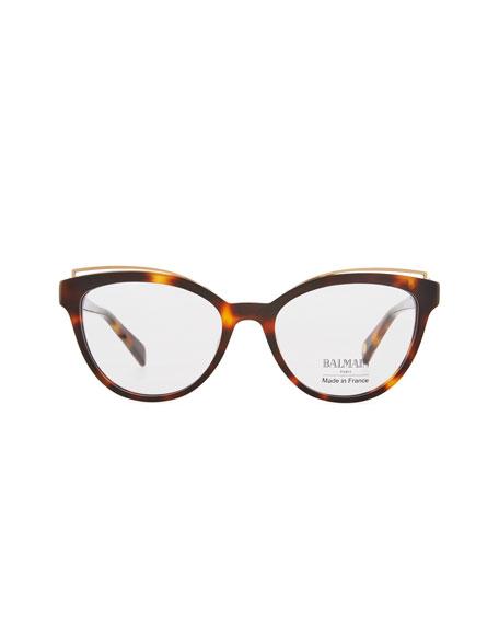 Cat-Eye Acetate Optical Frames