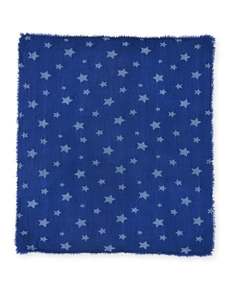 Star Motif Scarf