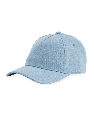 Marilyn Denim Baseball Cap