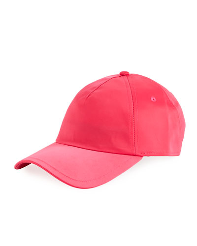 Marilyn Nylon Baseball Cap