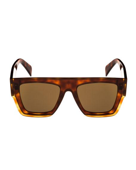 Bold Acetate Sunglasses